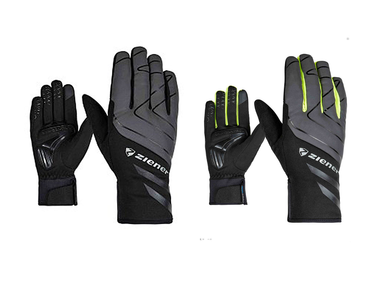 Ziener Daily AS Touch Bike Glove
